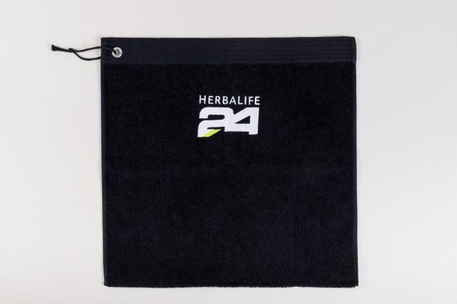 Fekete törölköző_Herbalife