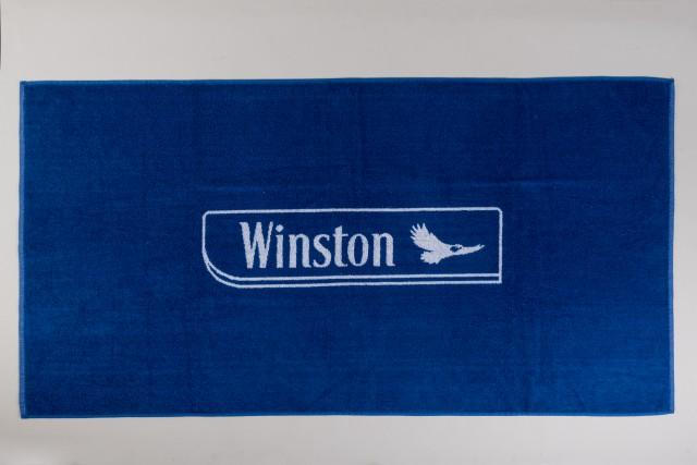 Kék törölköző_Winston