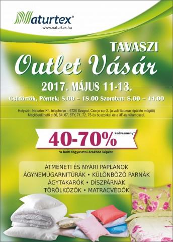 Outlet vásár 2017 TAVASZ rgb